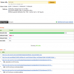 Gratis Web Based Link Extractor Tool